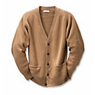 Camelhair Cardigan