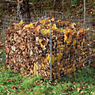 Galfan Wire Leaf Composter