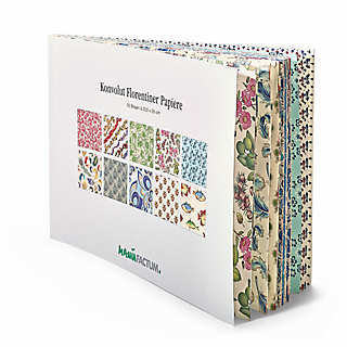 50 Sheet Block of Florentine Paper  | Paper, Pads & Notebooks