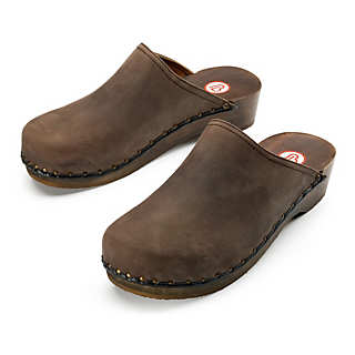 Berkemann Nubuck Clogs | Shoes
