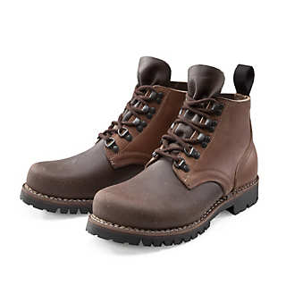 Bertl Russia Leather Work Boots | Shoes