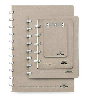 Blank Atoma A4 Notebook  | Paper, Pads & Notebooks