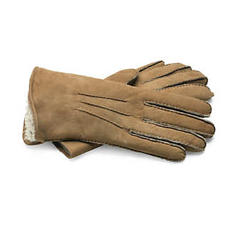 Curley Lambskin Gentlemen's Gloves  | Accessories