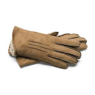 Curley Lambskin Ladies' Gloves  | Accessories