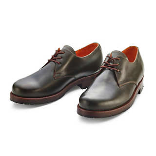 Dinkelacker Cow Leather Derby Shoes | Shoes
