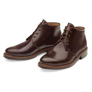 Dinkelacker Horse Leather Ankle Boots | Shoes