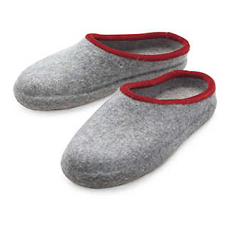 Haunold Ladies' Felt Slippers | Shoes