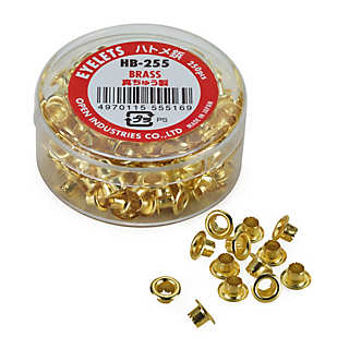 Brass Tubular Rivets  | Desk Supplies