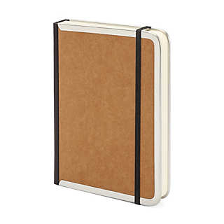 Metal Edged A6 Notebook  | Paper, Pads & Notebooks