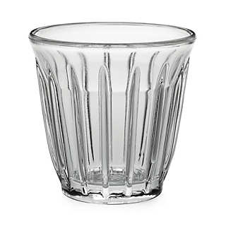 La Rochère Ribbed Espresso Glass | Tableware