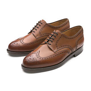 Ladies' Calfskin Leather Full Brogue | Outdoor Shoes