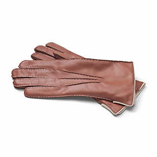 Ladies' Hair Sheepskin Glove  | Accessories