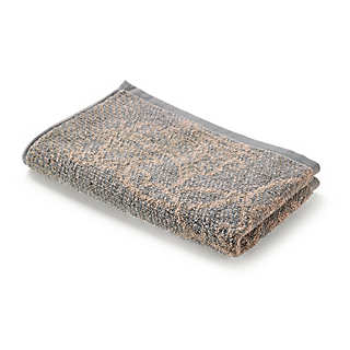Leitner Patterned Guest Towel  | Towels