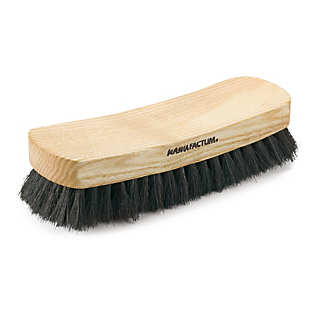 Manufactum Horsehair Shine Brush | Shoes