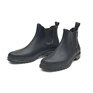 Men's Mixed Natural Rubber Ankle Boots | Shoes
