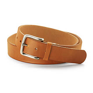 Men's Schröder Harness Leather Belt  | Accessories