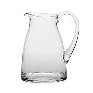 Mouth-Blown Glass Jug | Tableware