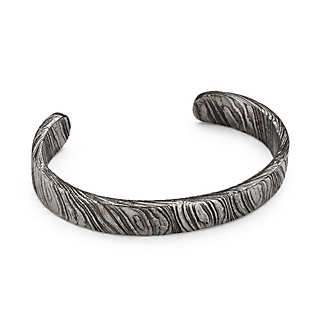 Narrow Meteorite Bracelet  | Accessories