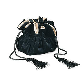 Satin and Silk Jewellery Bag  | Accessories
