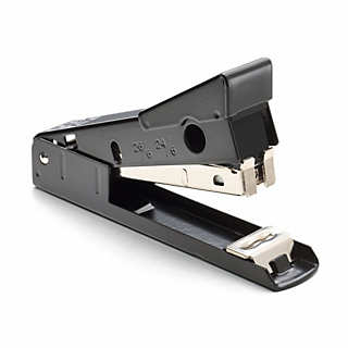 Sax Steel Table and Hand Stapler | Desk Supplies