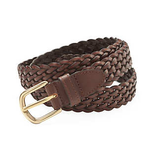Schröder Braided Belt  | Accessories
