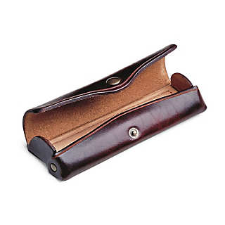 Cowhide Leather Glasses Case  | Accessories
