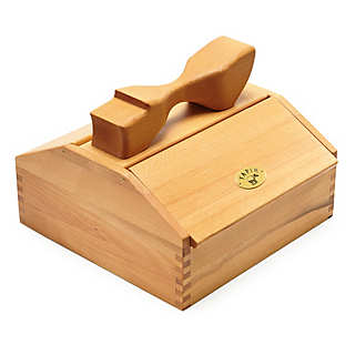 Tapir Shoe Polishing Box with Handle | Shoes