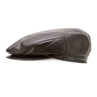 Wigens Elk Leather Cap  | Accessories