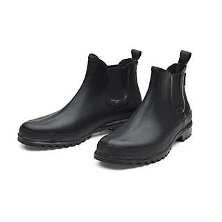 Women's Mixed Natural Rubber Ankle Boots | Shoes