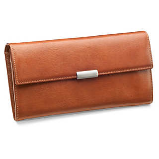 Women's Red-Tanned Sonnenleder Purse  | Accessories