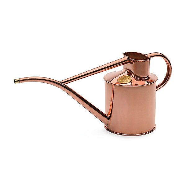 Copper Indoor Watering Can Manufactum